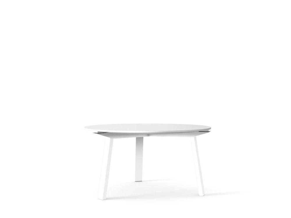 Super-Matt Oak,Punt,Dining Tables,coffee table,furniture,table,white