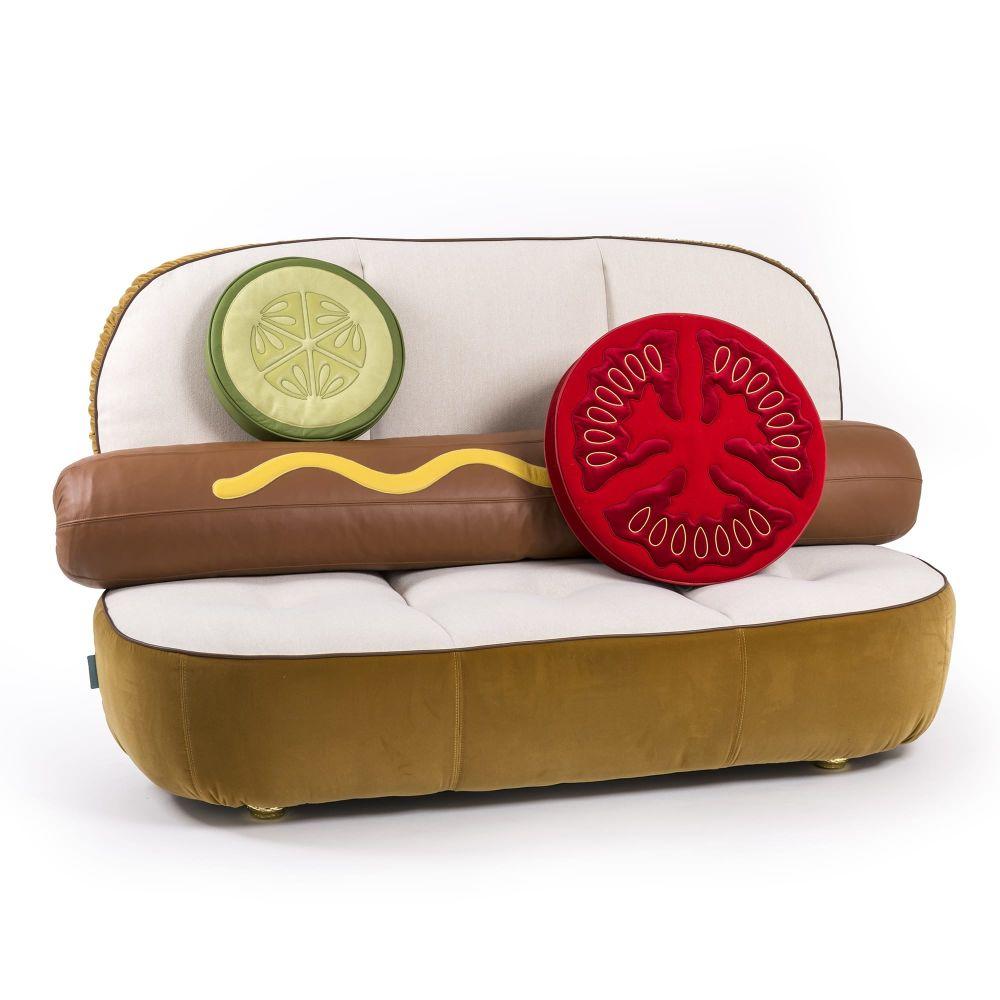 Hot Dog Sofa by Seletti