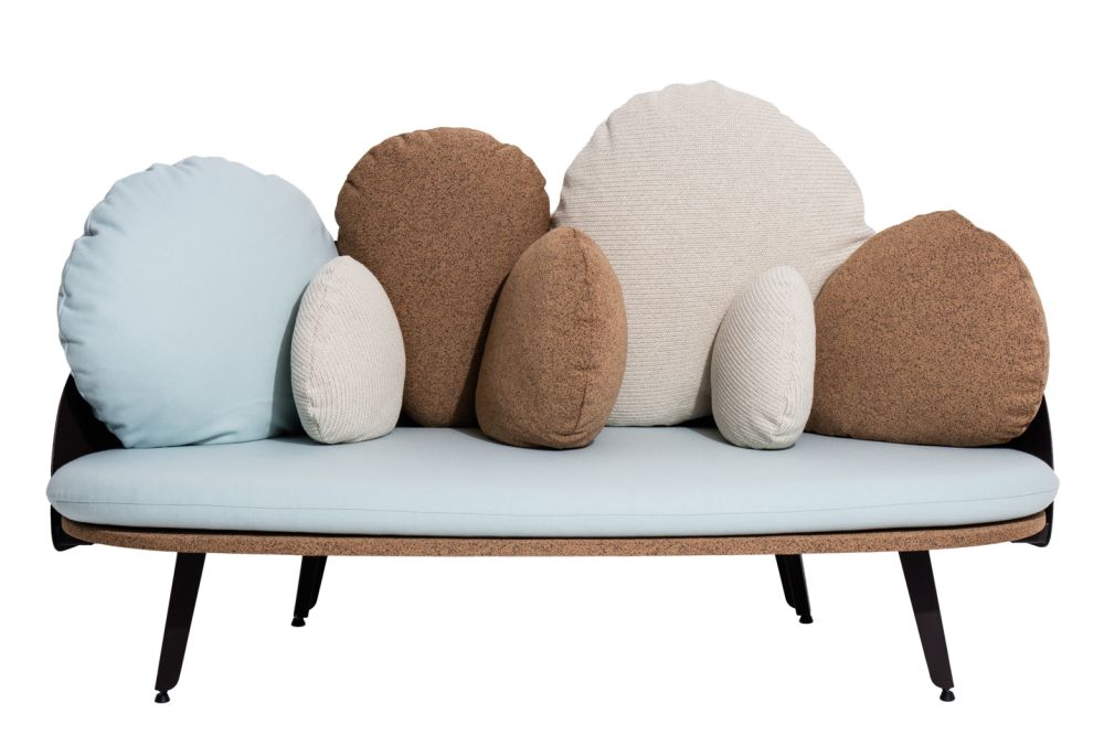 Nubilo Sofa - Villegiature Colour Range by Petite Friture