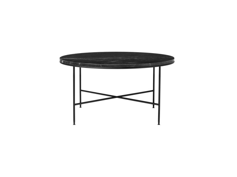 Planner Circular Coffee Table by Fritz Hansen