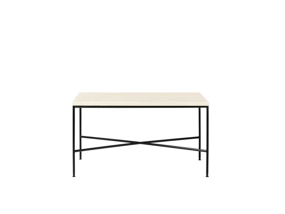 Planner Rectangular Coffee Table by Fritz Hansen