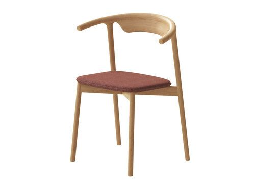 Natural Oak, Lana 007 Canary,Wewood ,Dining Chairs,chair,furniture