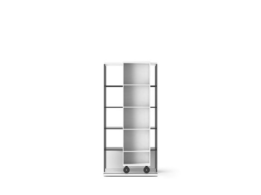 LOP410 Literatura Open Bookcase by Punt