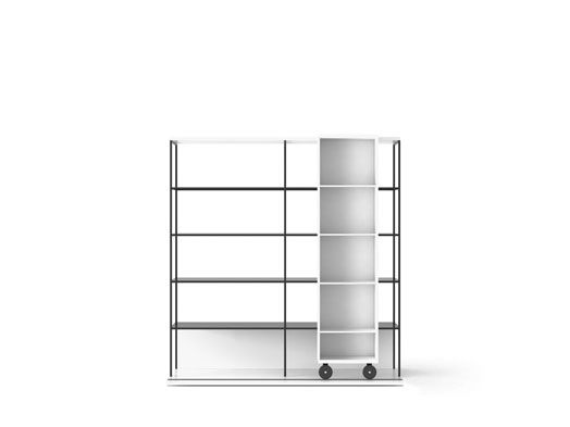 LOP420 Literatura Open Bookcase by Punt