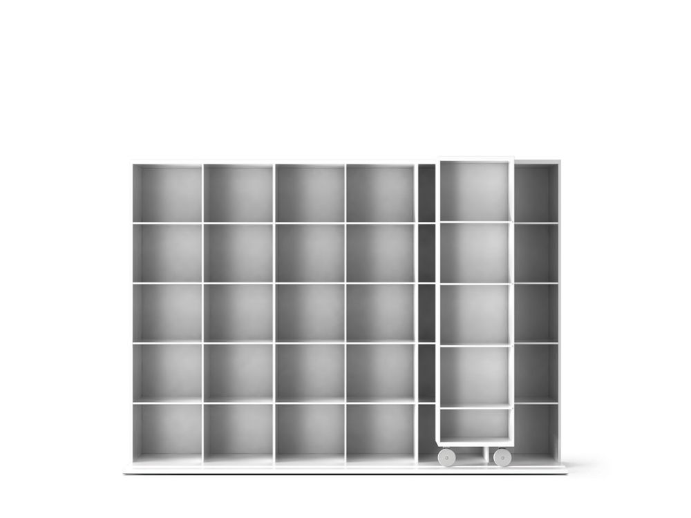 LTL430 Literatura Light Bookcase by Punt