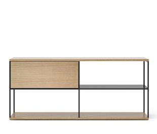LOP102 Literatura Open TV Cabinet by Punt