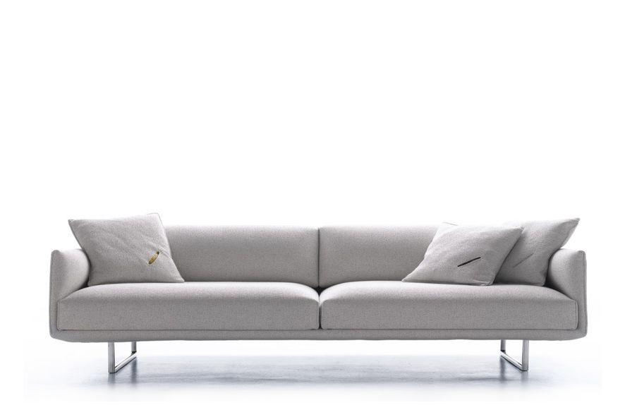 Hara Sofa, 3 Seater by MDF Italia