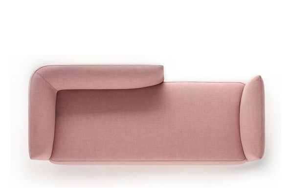 Low Back, Maia_Avorio_R220_Col._2-2, Right,MDF Italia,Sofas,furniture,leather,pink,rectangle