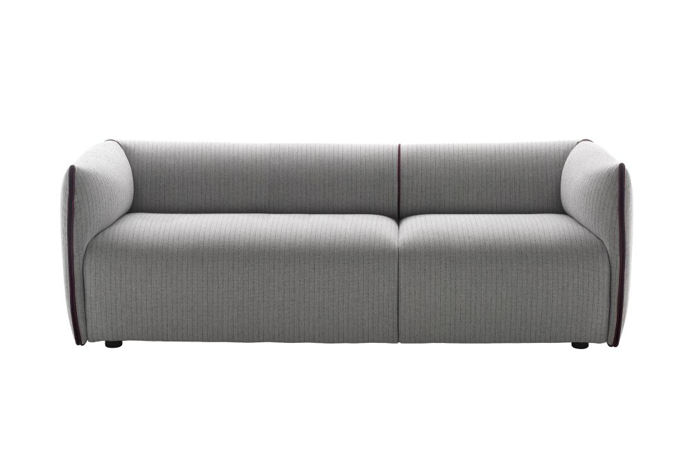 Mia Sofa, 3 Seater, Asymmetrical by MDF Italia