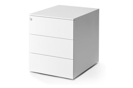 White X042,MDF Italia,Cabinets & Sideboards,chest of drawers,chiffonier,drawer,filing cabinet,furniture