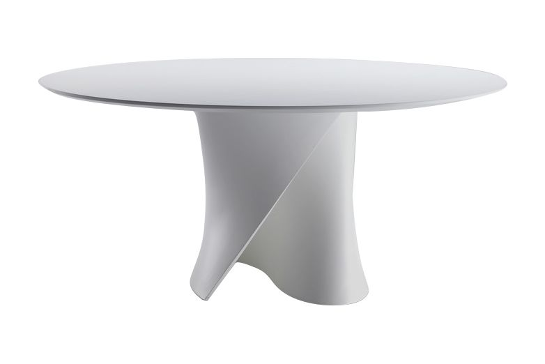 S Dining Table, Glass by MDF Italia