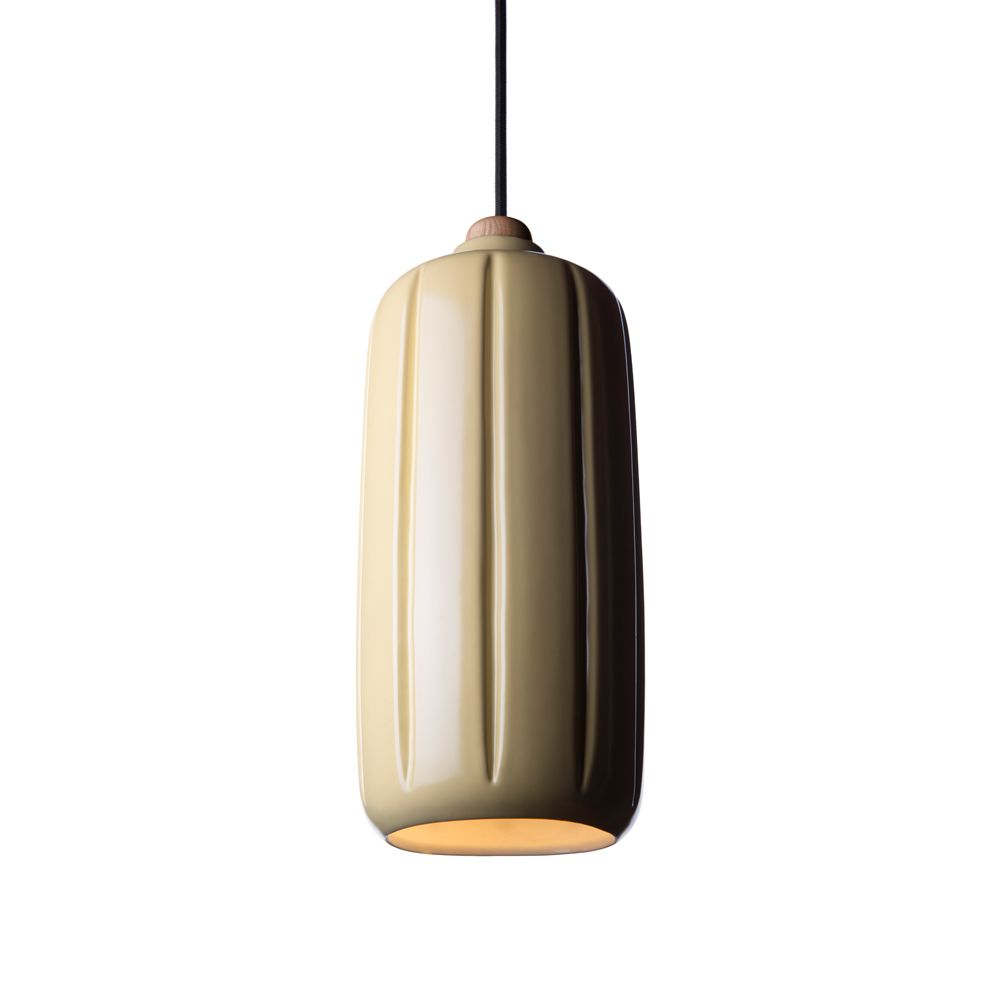 Cosse pendant large light grey,Enrico Zanolla,Pendant Lights,beige,brown,ceiling,ceiling fixture,lamp,light fixture,lighting
