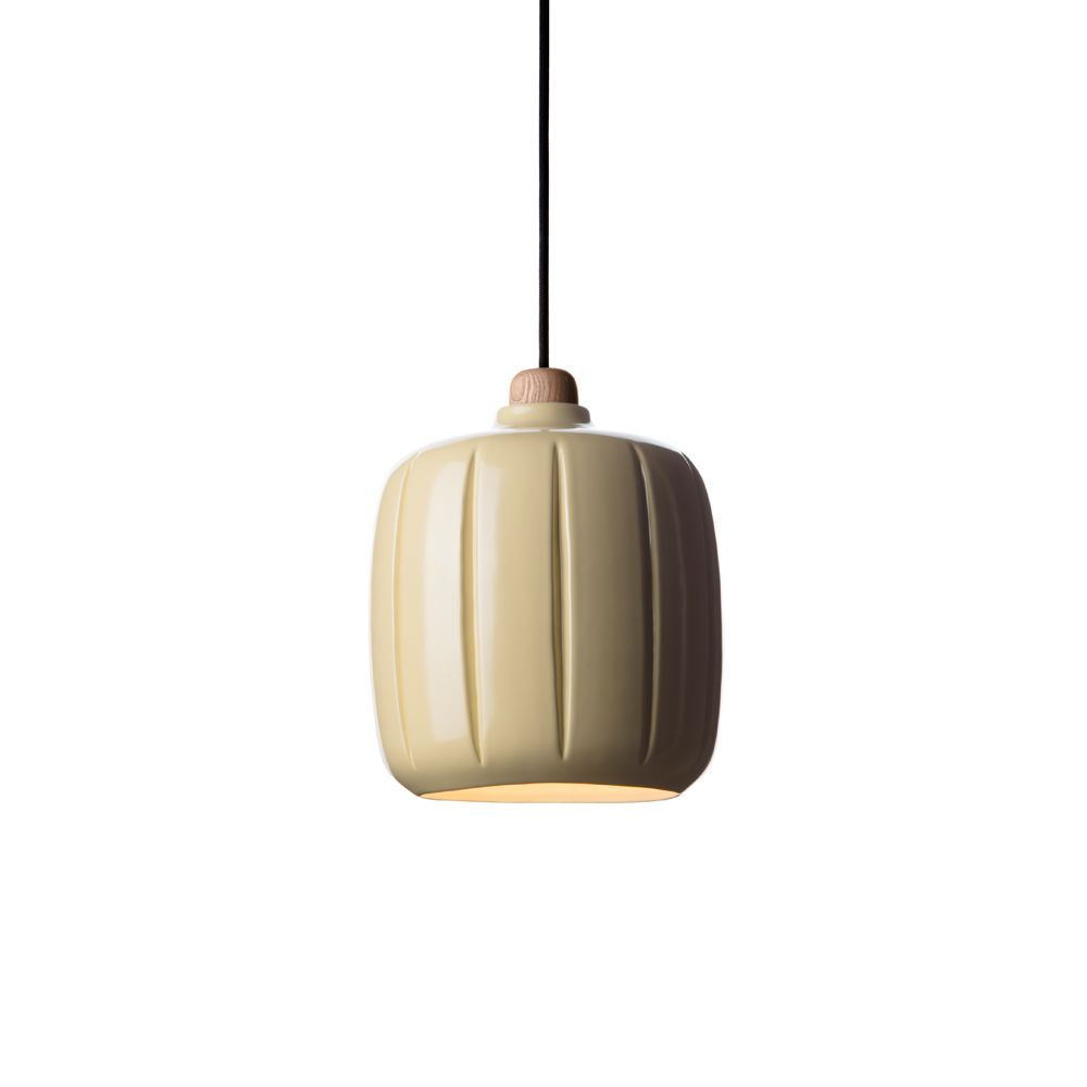 Cosse pendant small light grey,Enrico Zanolla,Pendant Lights,beige,brown,ceiling,ceiling fixture,lamp,light,light fixture,lighting