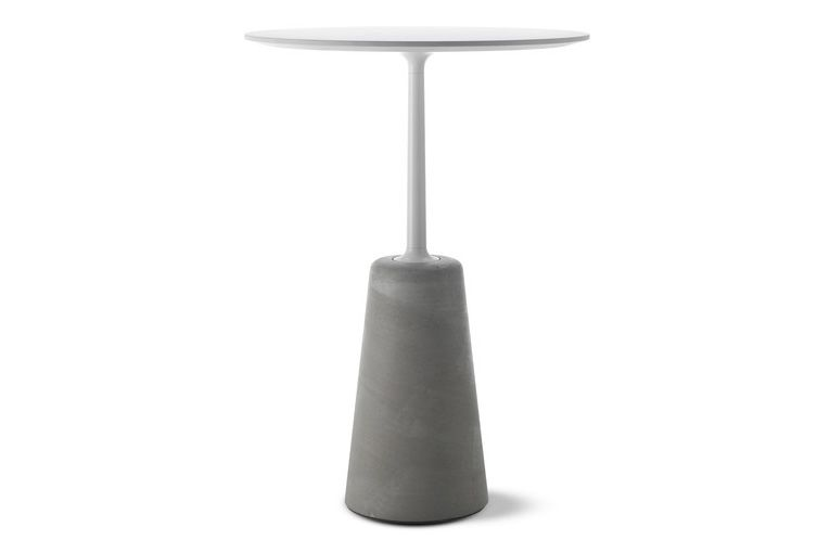 Rock High Table by MDF Italia