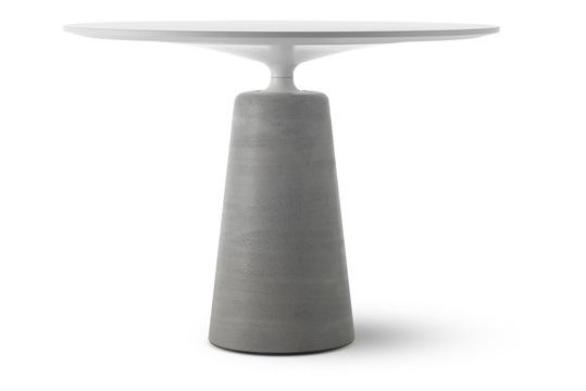 Rock Dining Table by MDF Italia