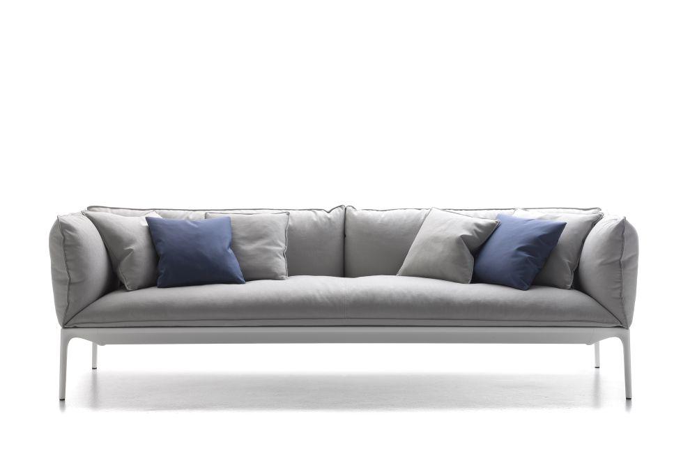 Yale Sofa, 4 Seater by MDF Italia