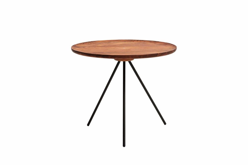 Walnut / Black,Hem,Coffee & Side Tables,coffee table,end table,furniture,outdoor table,table
