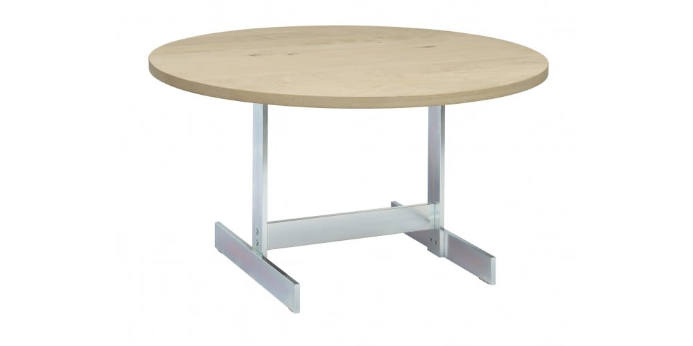 Lazlo Round Side Table by e15
