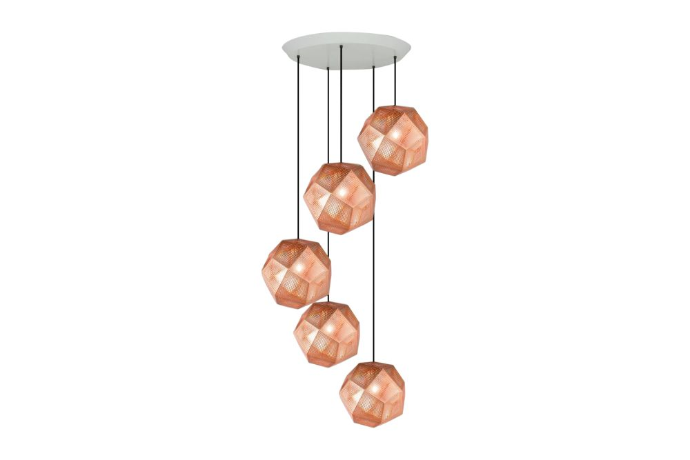 Etch 32 cm Round Pendant System by Tom Dixon