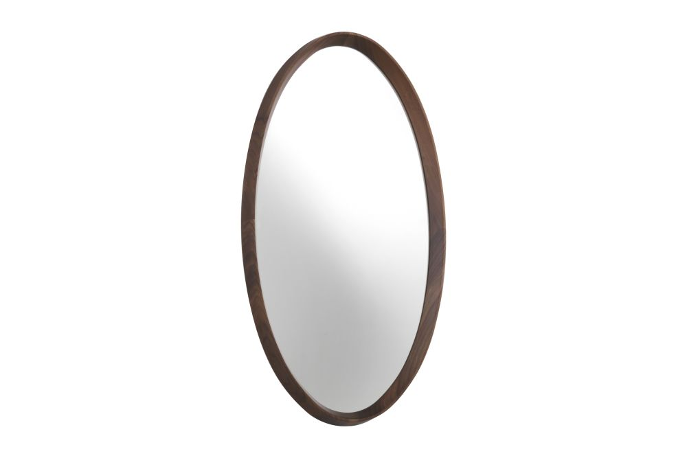 Canaletta Walnut,Porada,Mirrors,lighting,oval