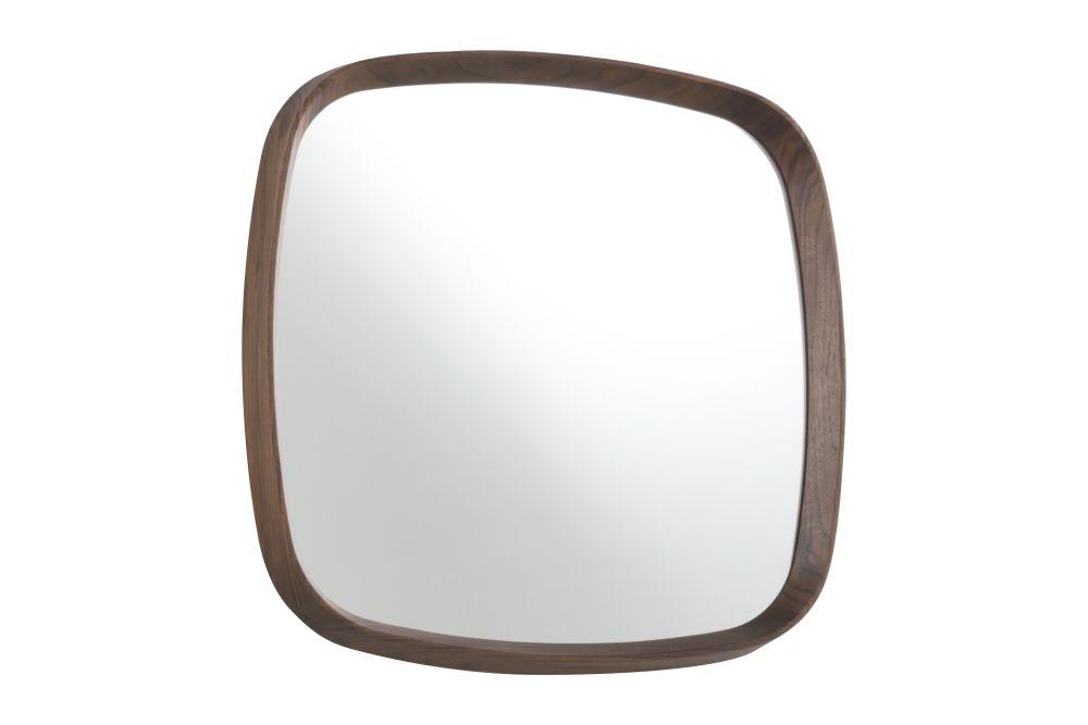 Canaletta Walnut,Porada,Mirrors,beige,mirror