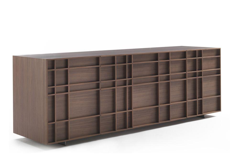 Kilt Credenza Sideboard by Porada