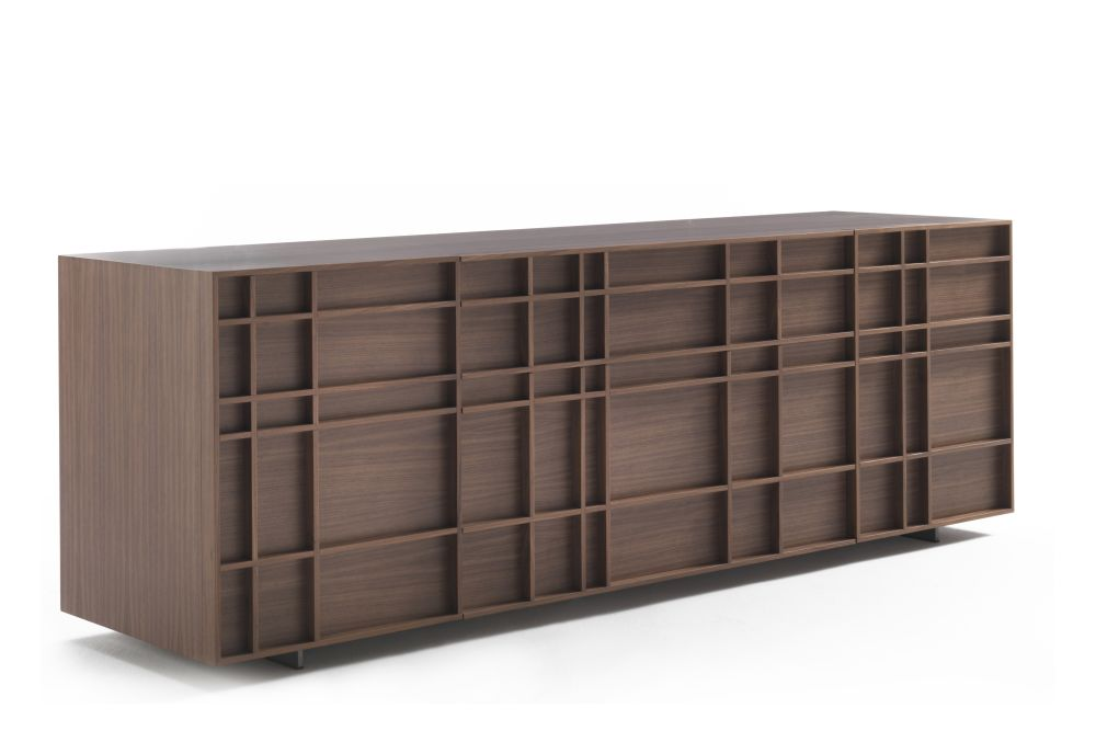 Porada,Cabinets & Sideboards,bookcase,chest of drawers,drawer,furniture,shelf,shelving,sideboard,wood