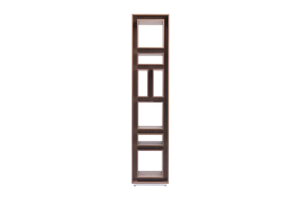 Canaletta Walnut,Porada,Bookcases & Shelves,furniture,shelf,shelving