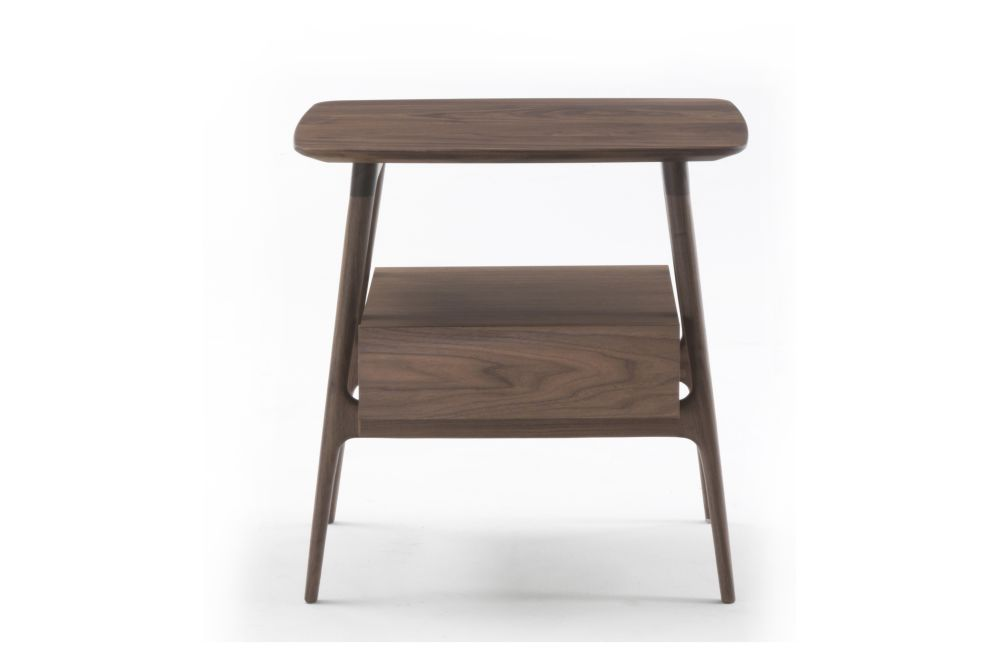 Canaletta Walnut,Porada,Coffee & Side Tables,bar stool,chair,furniture,stool,table