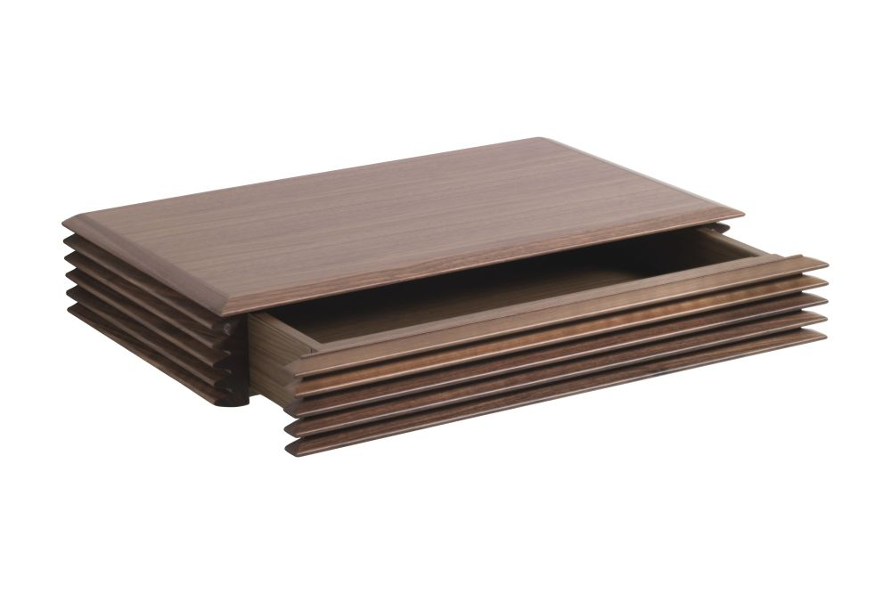 Canaletta Walnut,Porada,Bookcases & Shelves,brown,furniture,hardwood,plywood,table,wood