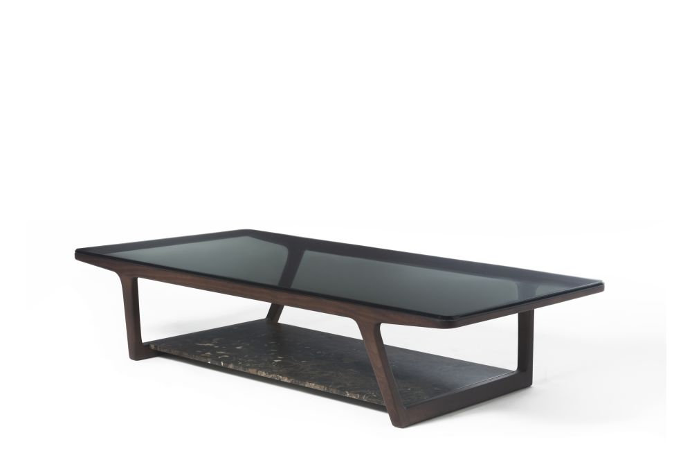 Brown Emperador Dark, Natural Ash,Porada,Coffee & Side Tables,coffee table,furniture,outdoor table,rectangle,table