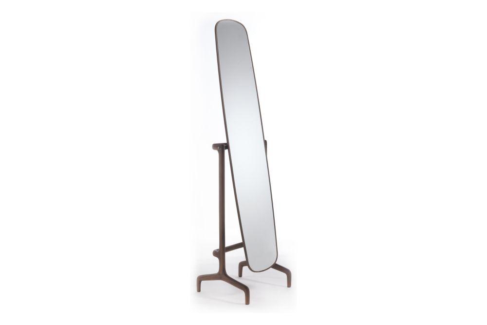 Canaletta Walnut,Porada,Mirrors,table