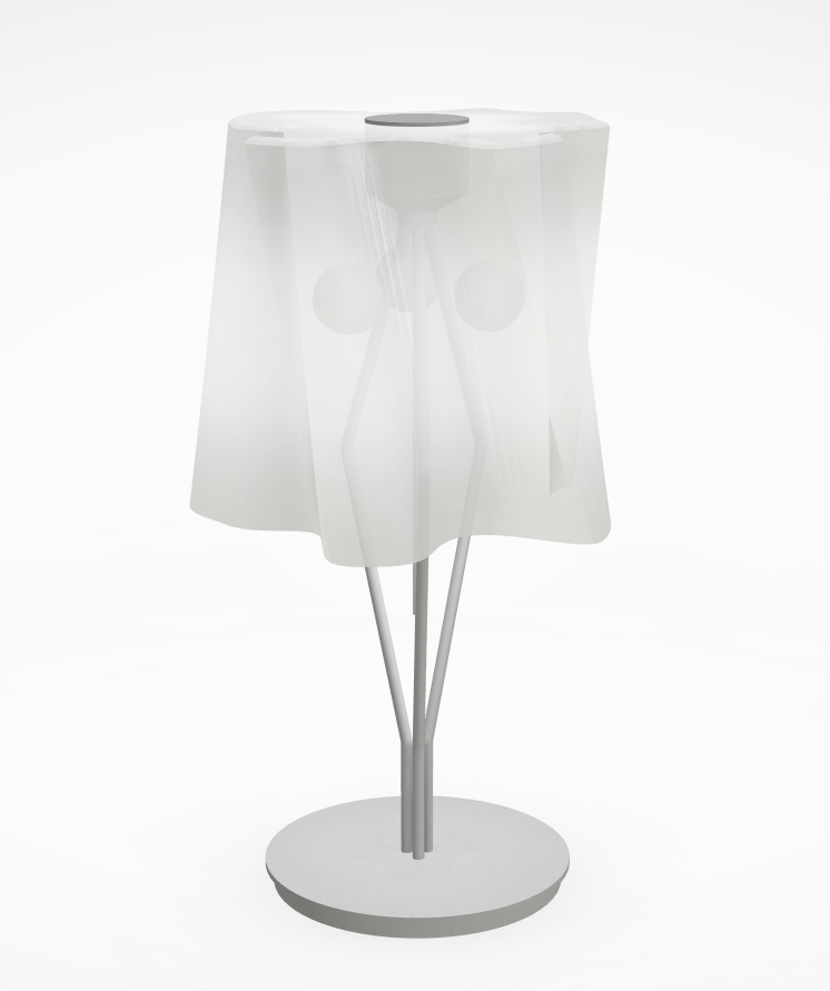 White,Artemide,Table Lamps,furniture,lamp,lampshade,light fixture,lighting,lighting accessory,table,white