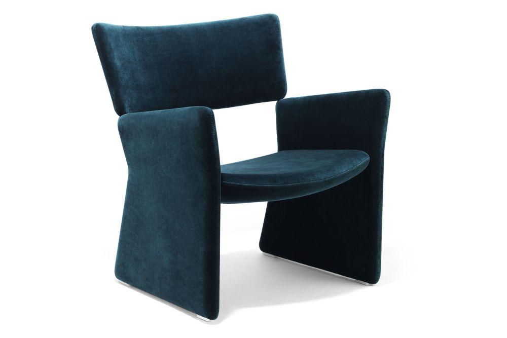 57004-0000 Lido-Indigo,Massproductions,Seating,aqua,chair,furniture,teal,turquoise