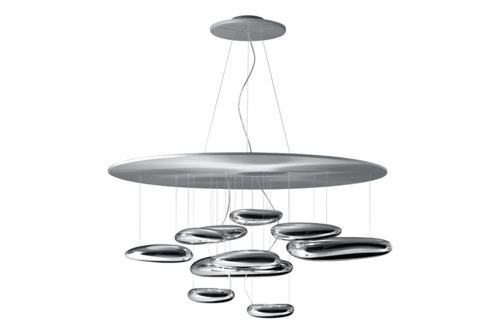 Polished Chrome,Artemide,Ceiling Lights,ceiling,product
