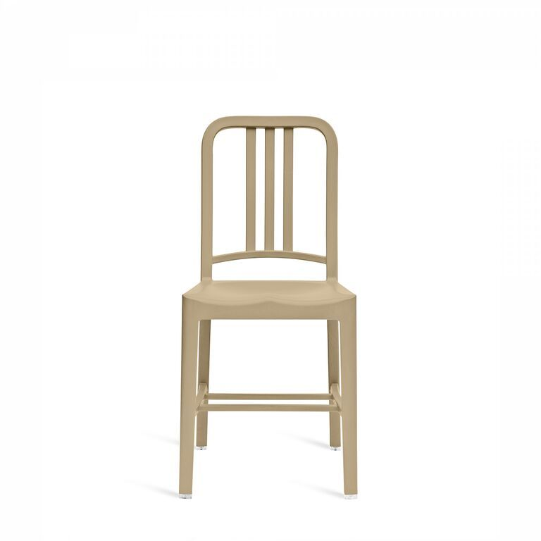 111 Navy Dining Chair - Set of 2 by Emeco