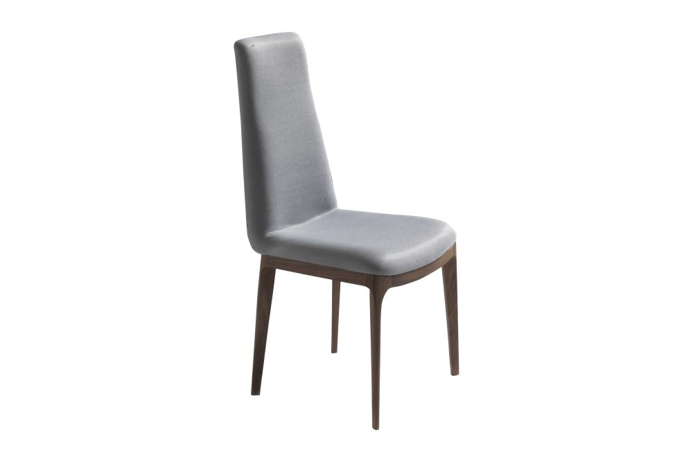 Canaletta Walnut, Nabuk 2115,Porada,Dining Chairs,chair,furniture