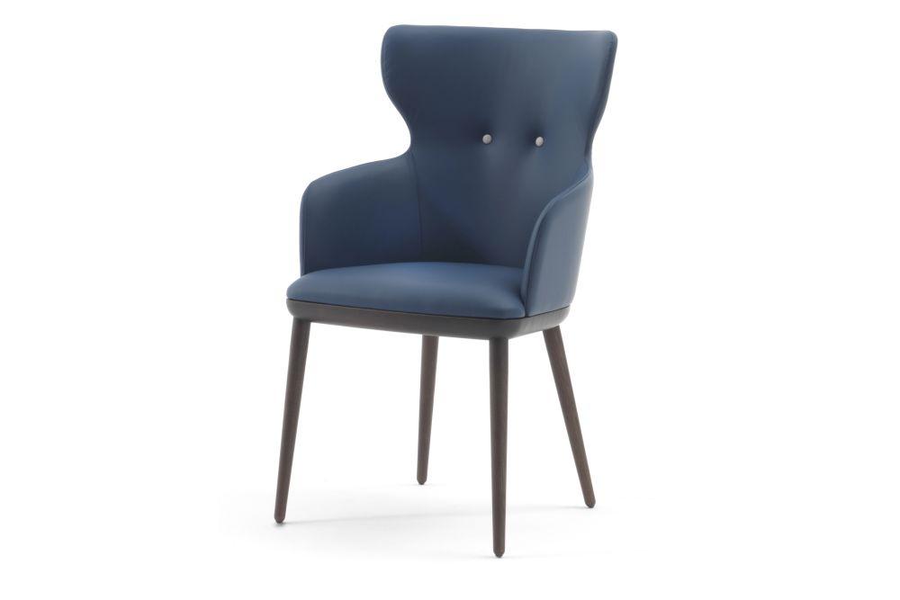 Nabuk 2115, Canaletta Walnut,Porada,Armchairs,chair,furniture