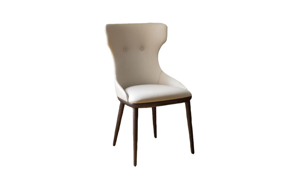 Nabuk 2115, Canaletta Walnut,Porada,Dining Chairs,beige,chair,furniture