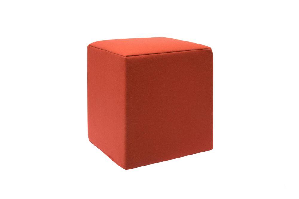 Dorian 47,Porada,Stools,orange,red,stool