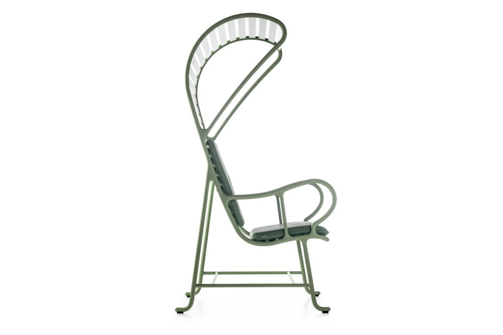 Gamma White G04,BD Barcelona,Outdoor Chairs,chair,furniture