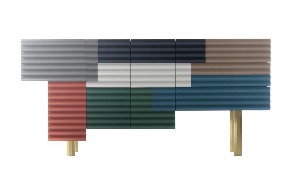 Shanty Cabinet - Model B by BD Barcelona