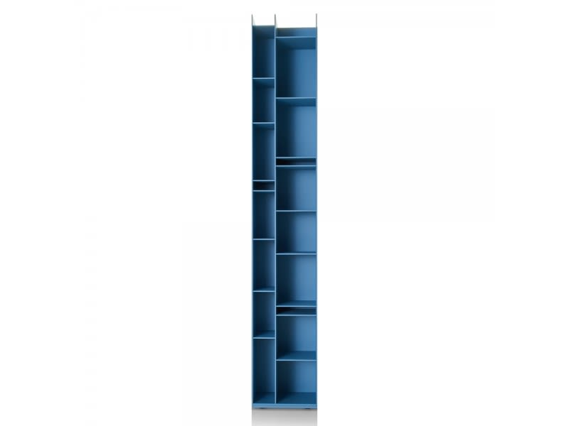Dark Avio Blue,MDF Italia,Bookcases & Shelves,cobalt blue