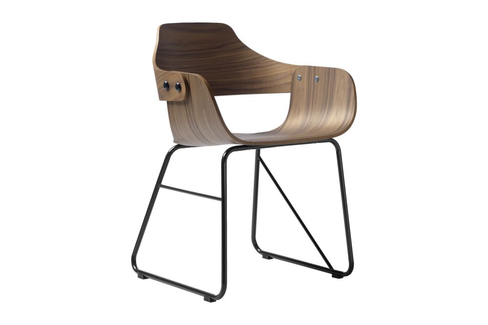 Showtime Chair - Sled Base by BD Barcelona