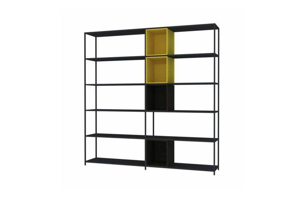 White,MDF Italia,Bookcases & Shelves,bookcase,furniture,shelf,shelving