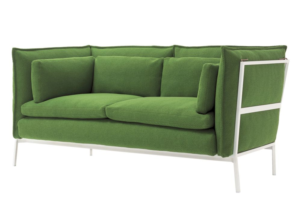 Phill 600, Op 1001,Cappellini,Sofas,chair,couch,furniture,green,loveseat,outdoor furniture,outdoor sofa,sofa bed,studio couch