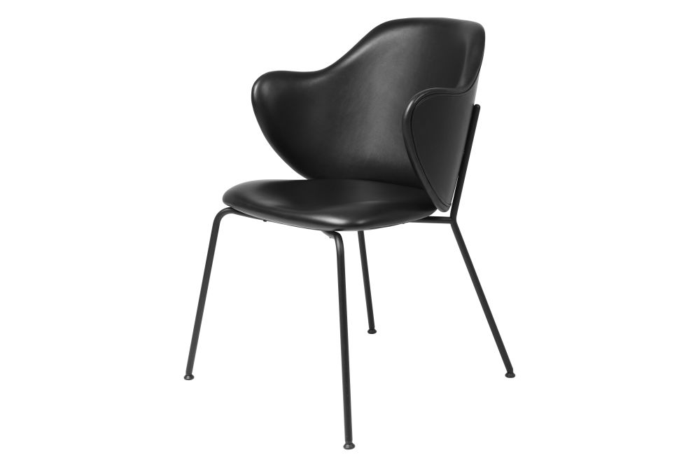 Jupiter,by Lassen,Dining Chairs,black,chair,furniture,leather