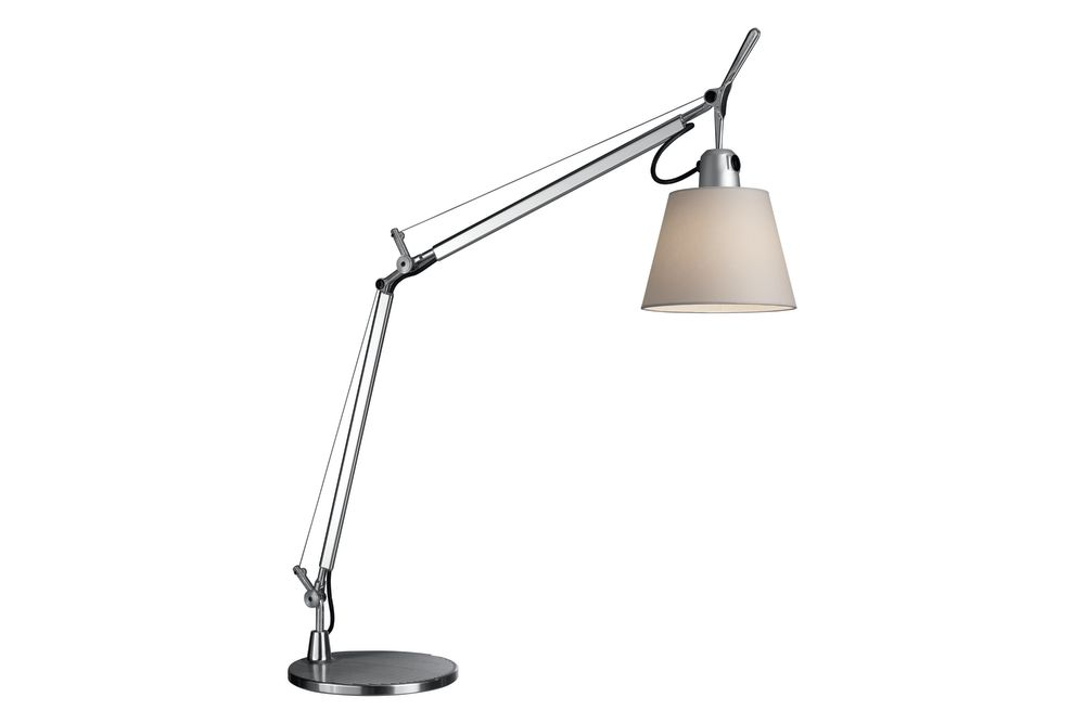 Desk Fixed Support,Artemide,Table Lamps,lamp,light fixture,lighting