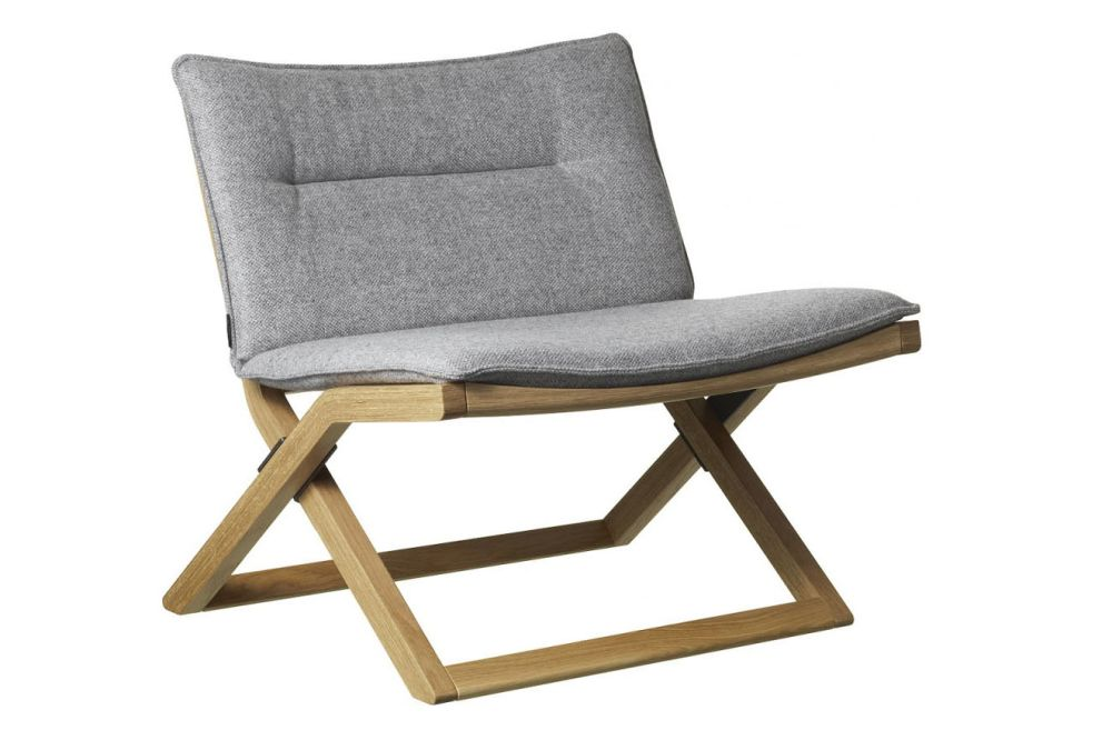 Cruiser Easy Chair by Swedese