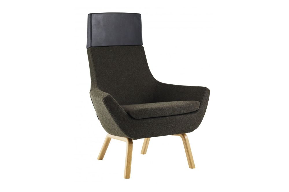 Oak Natural Lacquer, Main Line Flax Newbury,Swedese,Armchairs,chair,furniture